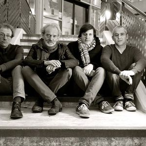 Jack Hues & The-Quartet