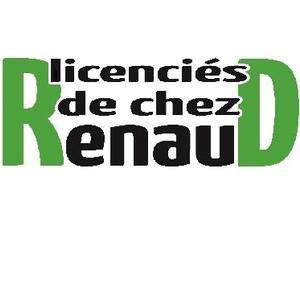 Licenciés de chez Renaud