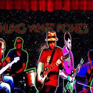 The Hung White Ponies