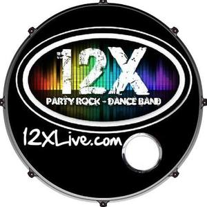 12X - Your Ultimate Party Rock/Dance Cover Band