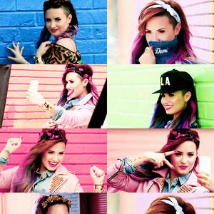 Demi Lovato = 100% Perfection