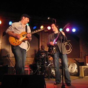 Pete Galanis Band featuring Nate Manos