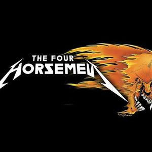 Banda The Four Horsemen - Metallica Cover