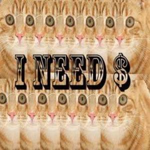 I NEED $