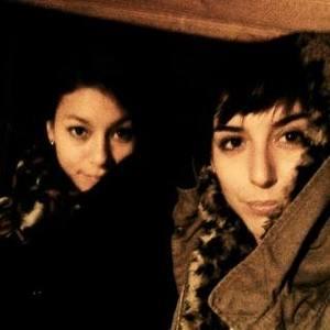 Caroline et Gabrielle