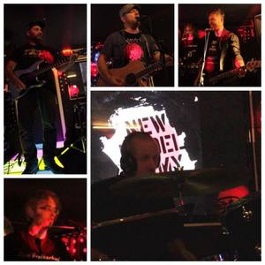 Raw Melody Men (hungarian New Model Army cover)