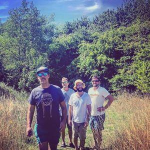 Three Tall Pines