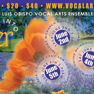 Vocal Arts Ensemble San Luis Obispo