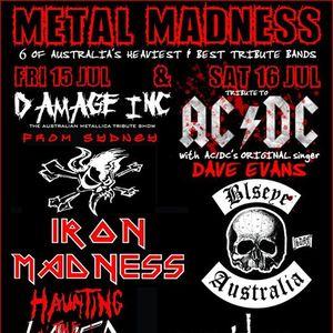 Metal Madness News