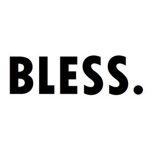 bless.
