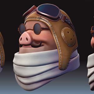 Cerdo Aéreo