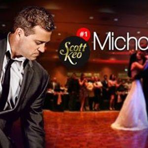 Scott Keo Michael Bublé Tribute