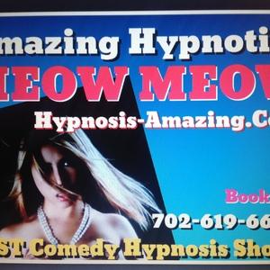 MEOW MEOW - Stage Hypnosis Show
