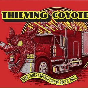 Thieving Coyote