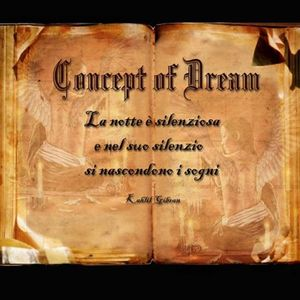 Concept of Dream