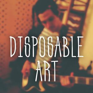 disposable art