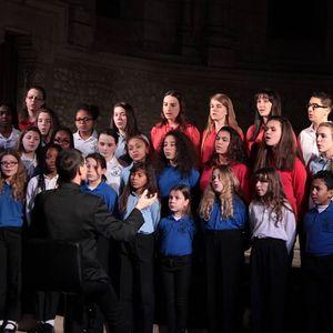 Les Petits Écoliers Chantants de Bondy