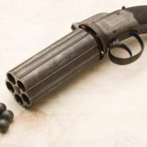 Pepperbox Lullaby