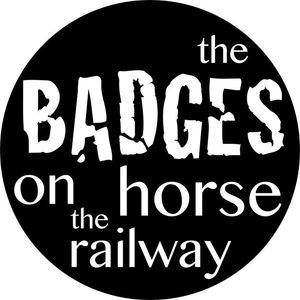 The Badges on the Horse railway