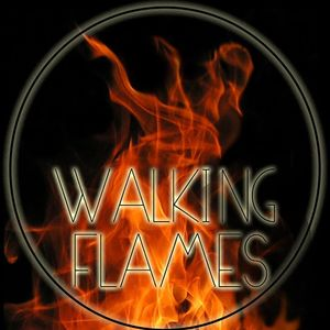 Walking Flames