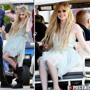 Fans of Avril Lavigne