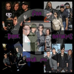 Dark Anthems Fan Club Official Tokio Hotel Mx