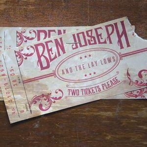 Ben Joseph & The…
