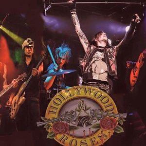 Hollywood Roses Tribute to Guns n Roses