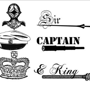 Sir, Captain & King