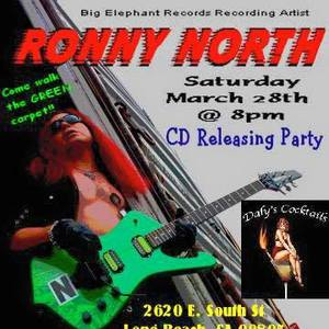 Ronny North CD Release Party