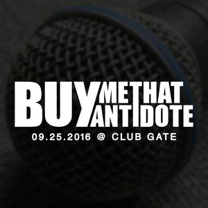 Buy Me That Antidote