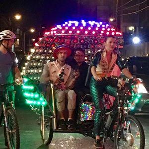 Karaoke Rickshaw