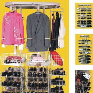 RotaBOB Rotary Closets By Innovative Closet Concepts