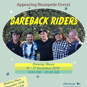 The Bareback Riders