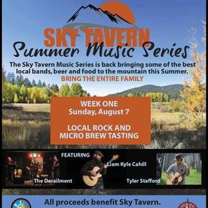 Sky Tavern Summer Music Series