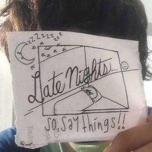 So, Say Things