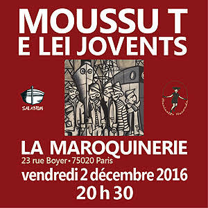 Moussu T e lei jovents