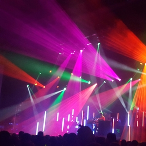 Pretty Lights At Gilford, NH In Bank Of New Hampshire Pavilion 2016