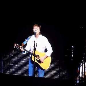 Paul McCartney At Washington DC In Capital One Arena 2016