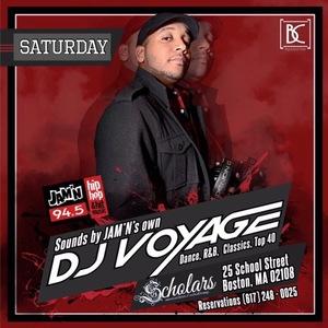 DJ Voyage