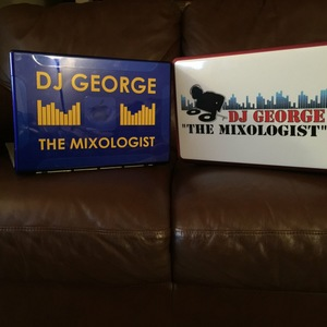 DJ GEORGE THE MIXOLOGIST