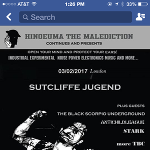 The Black Scorpio Underground