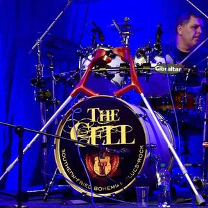 -- The CELL ---- Southern-Fried Bohemian Blues-Rock --