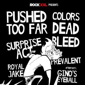 Colors Dead Bleed
