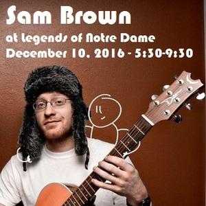 Samuel Jay Brown Music