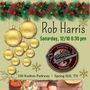 Rob Harris - Songwriter