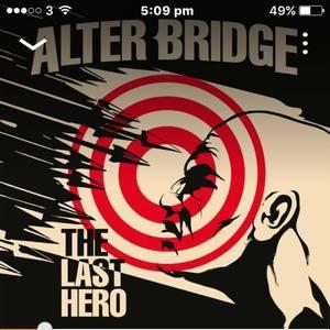 Aaron Leadon's Alter Bridge Family