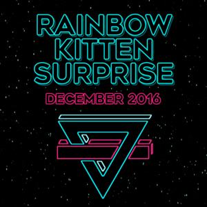 Rainbow Kitten Surprise