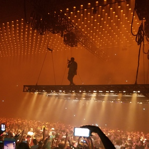 Kanye West At Columbus, OH In Schottenstein Center 2016