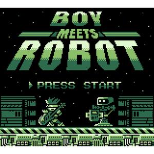 Boy Meets Robot